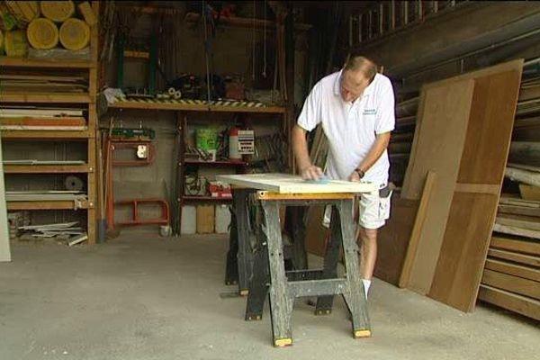 Le CFA d'Arches recherche des apprentis dans plusieurs secteurs du BTP : menuiserie, maçonnerie, charpenterie...