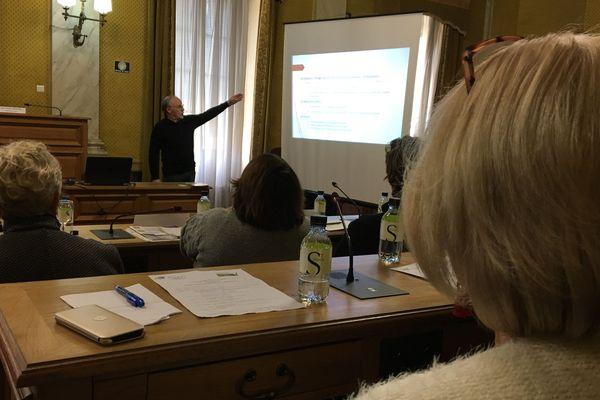La qualité de l'air dans les espaces intérieurs a été au cœur d'une réunion du conseil de l'énergie, lundi 16 décembre, à Ajaccio.