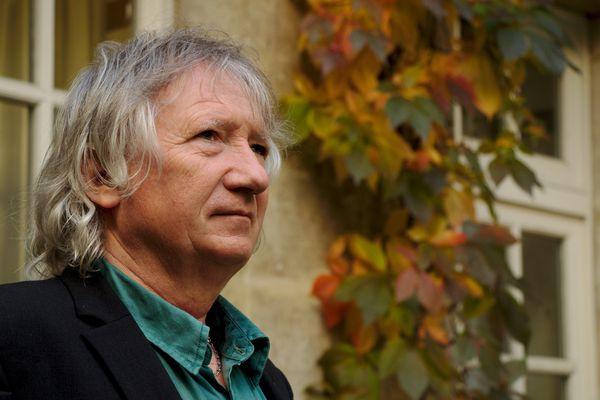 Joël Labbé, sénateur écologiste du Morbihan