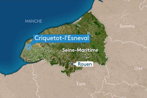 L'ancien maire d'Etretat était instituteur à l'école primaire de Criquetot l'Esneval (Seine-Maritime)