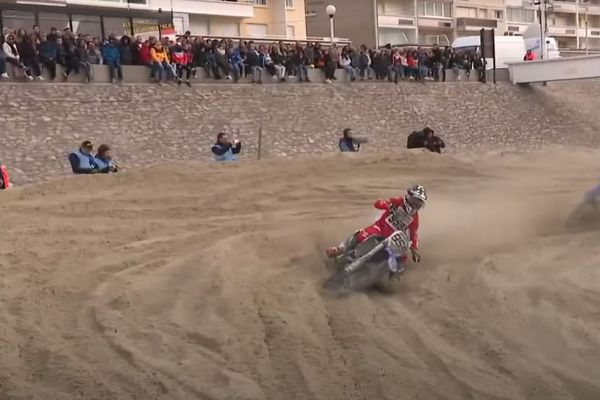 Le Beach Cross de Berck-sur-Mer édition 2019