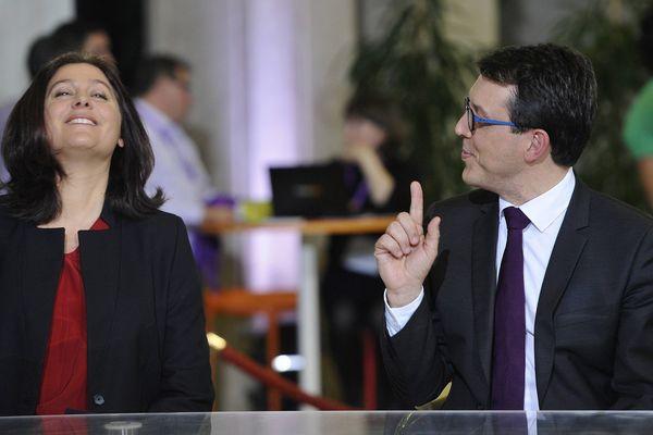 Un accord de fusion trouvé entre la candidate EELV Sophie Bringuy et le candidat PS Christophe Clergeau