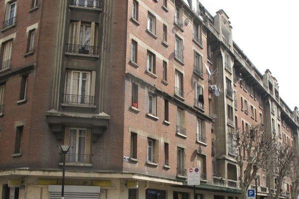 Un immeuble d'habitation d'Aubervilliers (illustration).