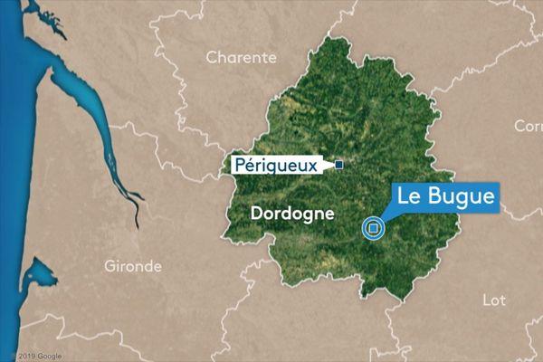 Un accident a coûté la vie à une cycliste de 60 ans, ce samedi 28 novembre au Bugue.