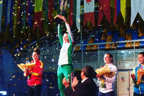 Première victoire dans le Loiret pour la Hongroise Anna Marton