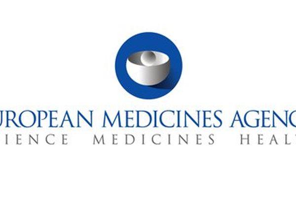 Logo de l'Agence européenne du médicament. EMA