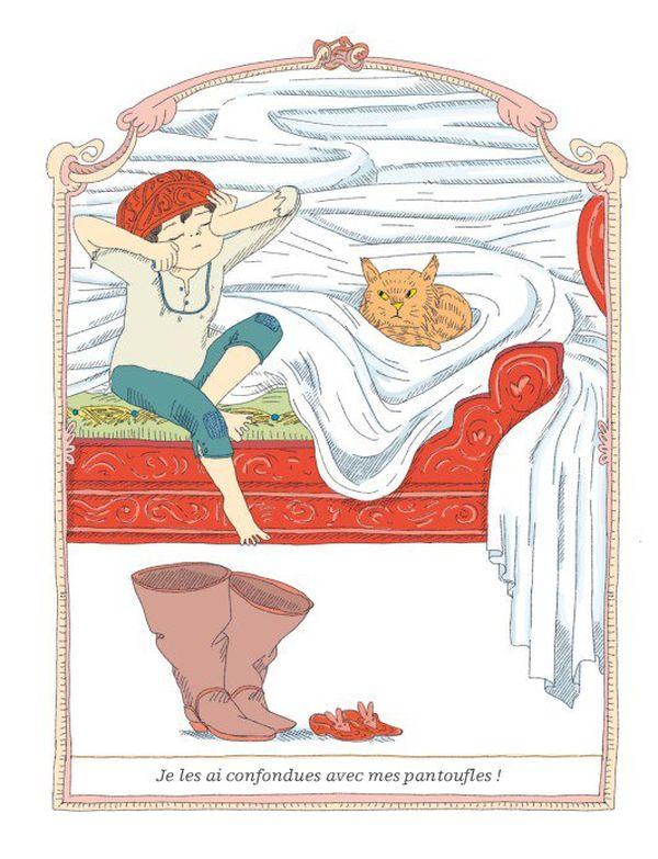 Le petit poucet, c'est moi ! de Christophe Mauri et Marie Caudry