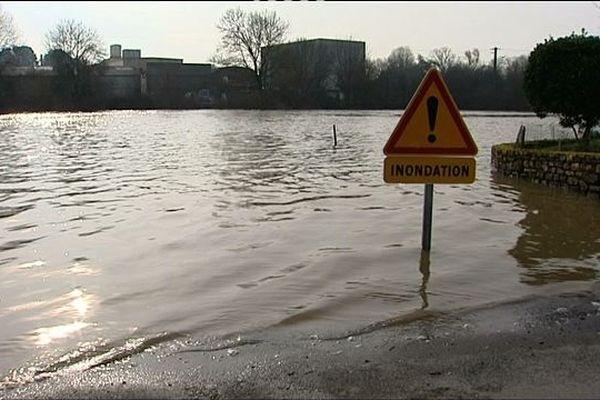 La Vilaine n'est plus en Vigilance jaune depuis ce jeudi 14 février
