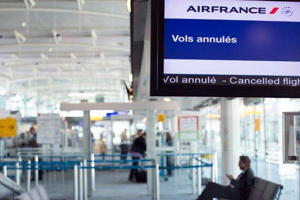 Aéroport de Marignane (Archives).