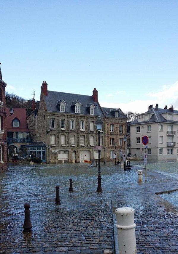 A Saint-Valéry-en-Caux