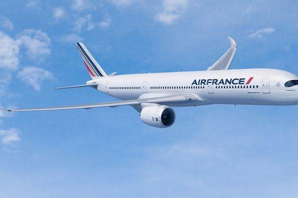 L'avenir d'Air France-KLM se fera avec l'A350 XWB.
