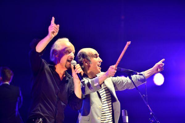 Alan Stivell et Carlos Núñez sont à l'affiche du Festival Interceltique de Lorient 2021