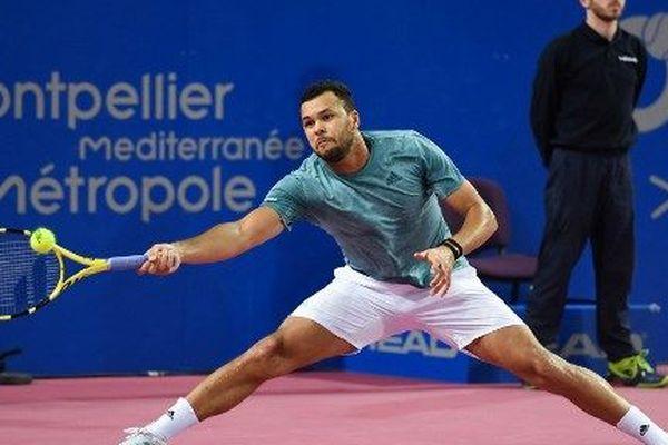 Joe-Wilfried Tsonga sera opposé à Pierre-Hugues Herbert pour la finale du tournoi de Montpellier, cet après midi.
