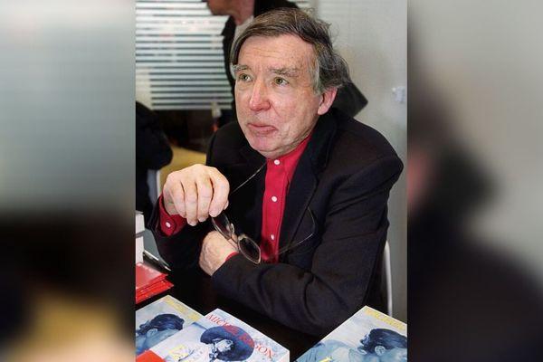 Michel Ragon -2001 Salon du Livre de Paris