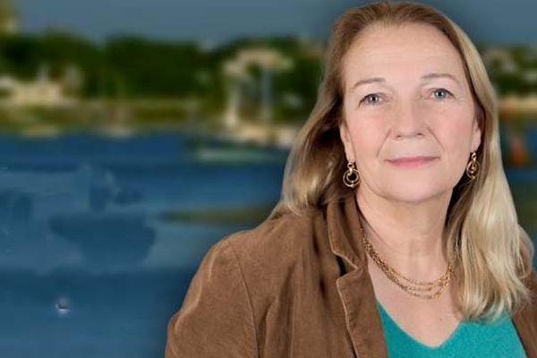 Joëlle Bergeron était en seconde position sur la liste FN pour la circonscription Ouest