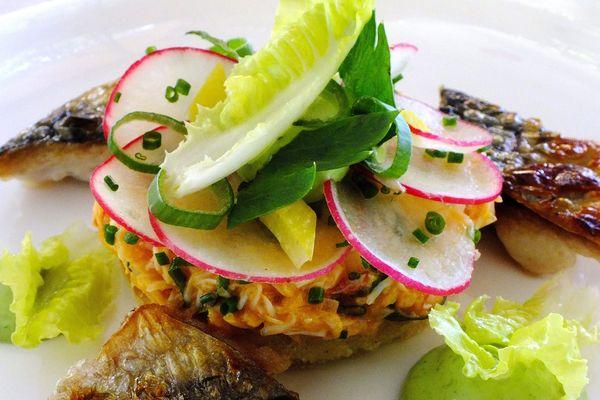 En Auvergne-Rhône-Alpes, on compte 13 nouveaux restaurants couronnés d'un Bib Gourmand.