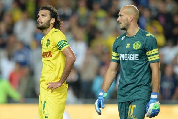 Super Riou, le gardien nantais sauve le match contre Montpellier 1/1