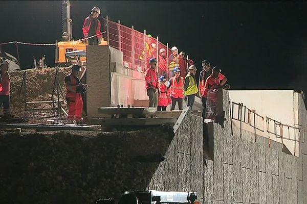 Des nouveaux ponts à installer à hauteur de l'échangeur de Sévenans