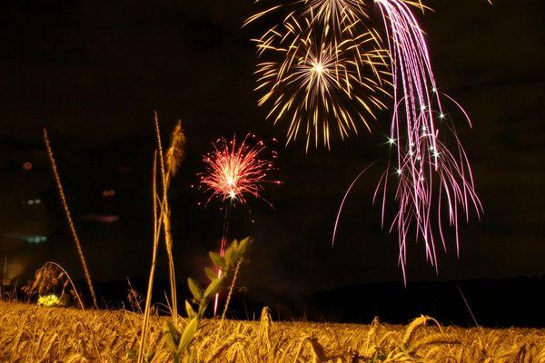 Pas de feux d'artifice le 14 juillet dans la petite commune du Doubs