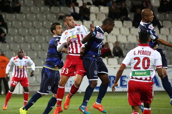 Les Ajacciens ont trouvé les ressources pour remporter le match dans les vingt dernières minutes de jeu.