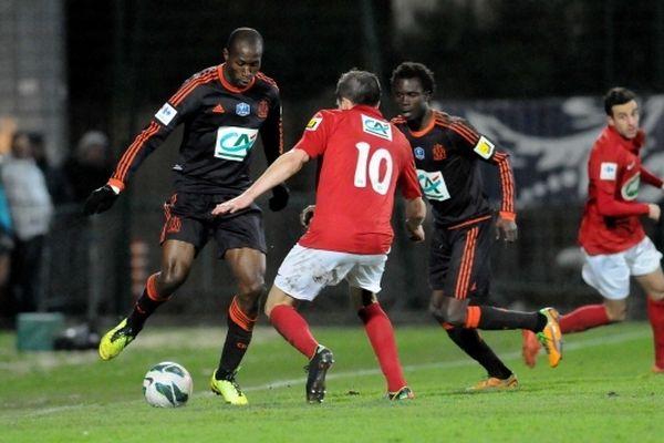 L'OM s'est qualifié pour les 16e finale de la Coupe de France face à Rouen.