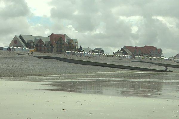 La plage de Cayeux-sur-Mer, dans la Somme, le 29 juillet 2020 (image d'illustration).