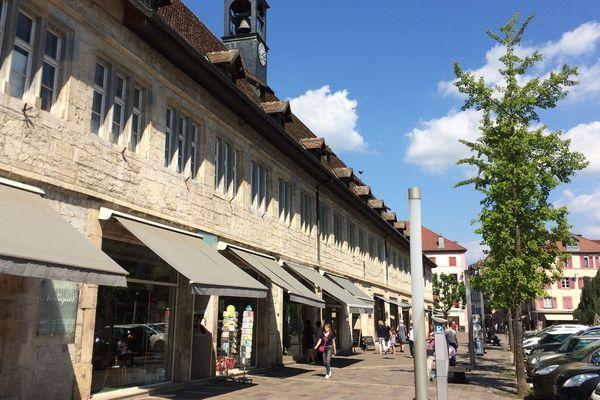 Commerces à Montbéliard