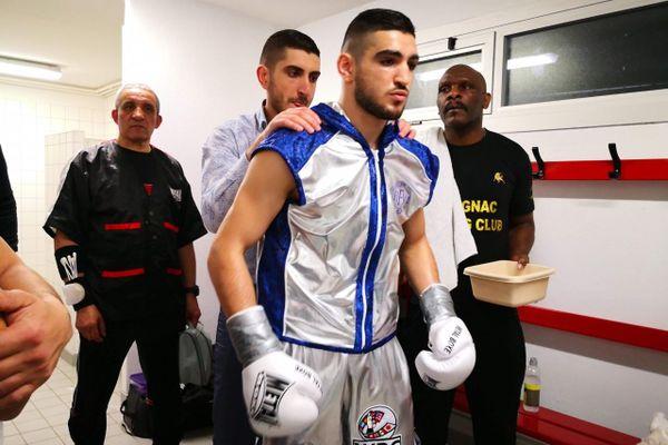 Sirak Hakobyan, le boxeur toulousain au grand coeur