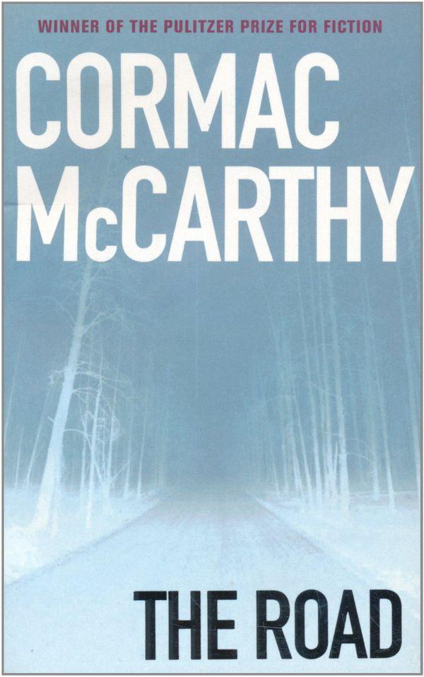 Edition américaine de La Route, de Cormac McCarthy