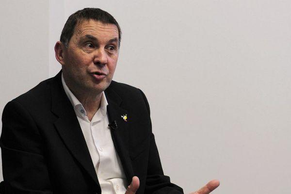 "Arnaldo Otegi, ex-dirigeant de Batasuna, fut considéré comme le ""bras politique"" de l'ETA."