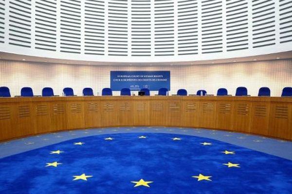 La cour européenne des droits de l'homme, à Strasbourg