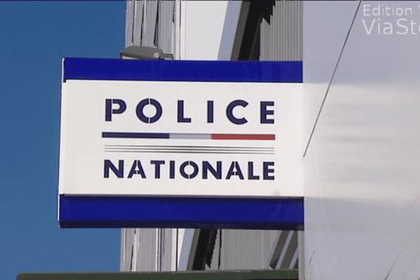 Commissariat de police de Bastia (Illustration)