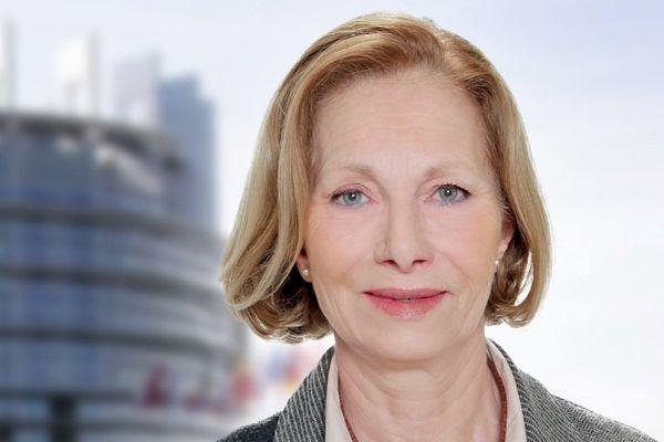 Marie-Christine Boutonnet est députée européenne FN depuis 2014.