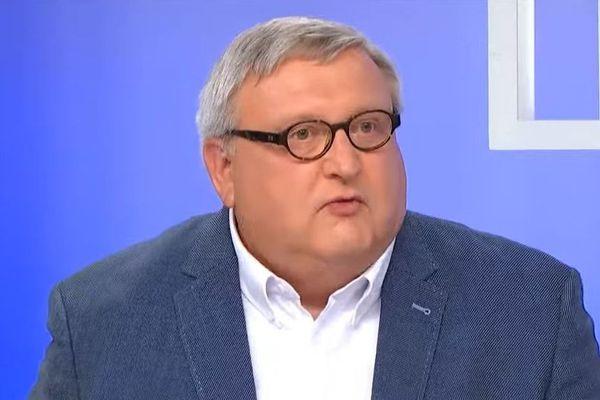 A l'issue du second tour des élections municipales, le maire sortant Bruno Fortier arrive en tête à Crépy-en-Valois dans l'Oise