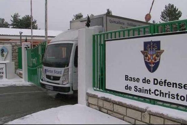Le 2e Régiment étranger de génie de Saint-Christol est un régiment de génie d'assaut.