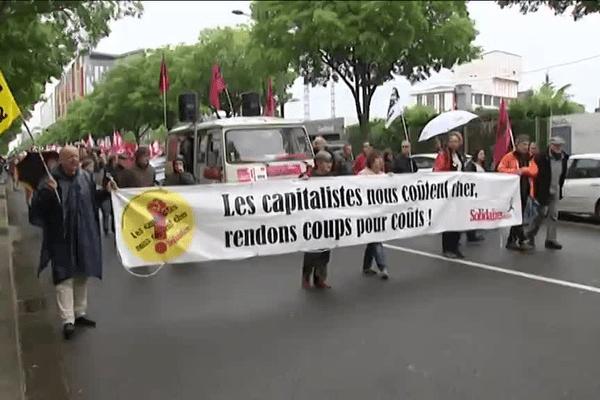 Lyon, le 1er mai 2015