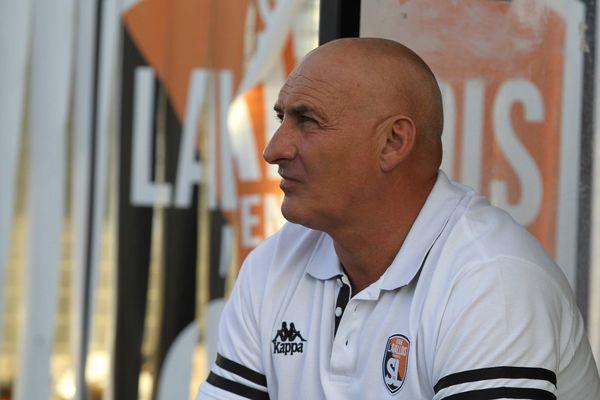 François Ciccolini et le Stade Lavallois ont trouvé un accord