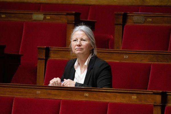 La députée de l'Oise, Agnès Thill.