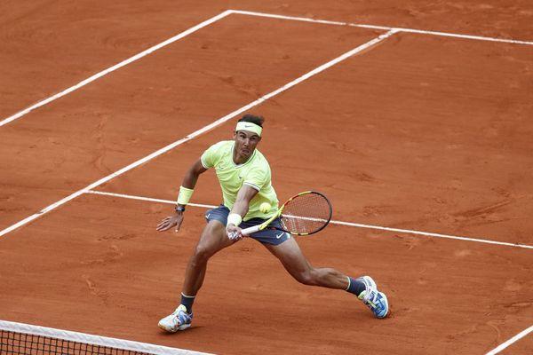 Rafael Nadal, vainqueur de l'édition 2019 de Roland-Garros.