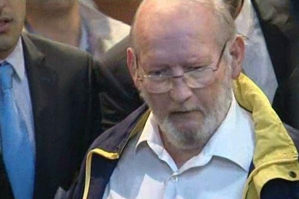 Jean-Claude Mas lors de son procès