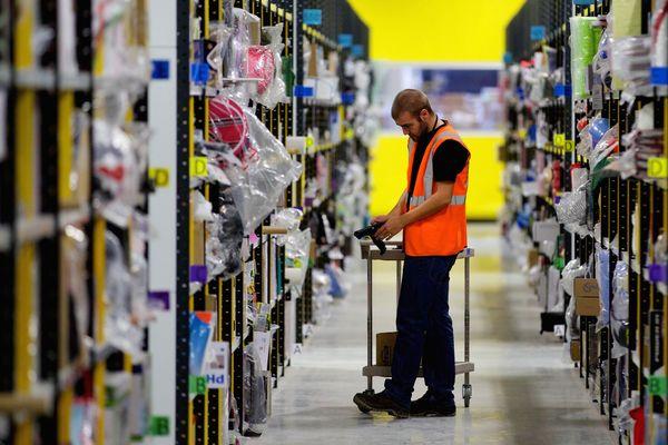 Le géant de l'e-commerce américain va recrute pour des centaines de postes à Boves