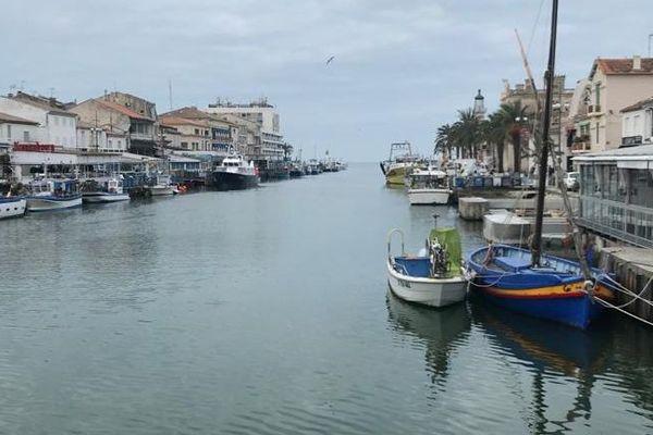 Les trois personnes sont parties du port du Grau-du-Roi samedi 228 décembre aux alentours de 14h30