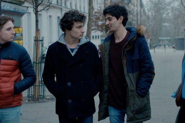 """""""Les Choses du dimanche"""" de Thomas Petit (Fémis) est une histoire d'amitié et d'amour sur fond de balade dans Paris."""