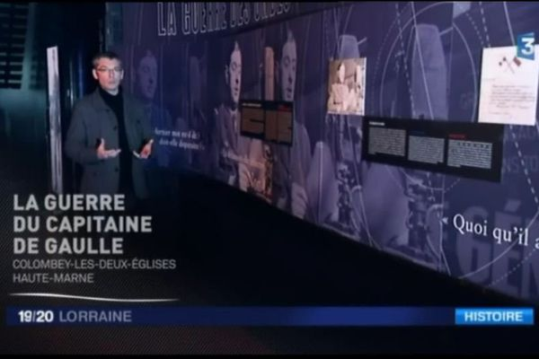 La guerre du capitaine de Gaulle.