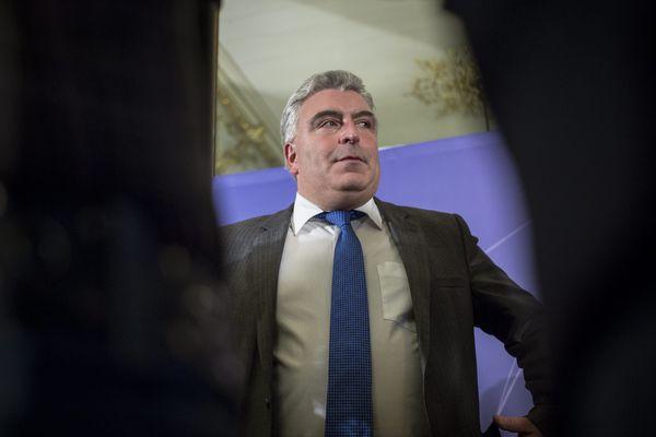 Le Ministre des transports Frédéric Cuvillier a rencontré mardi 28 janvier les parlementaires concernés par le POLT. (image d'illustration)