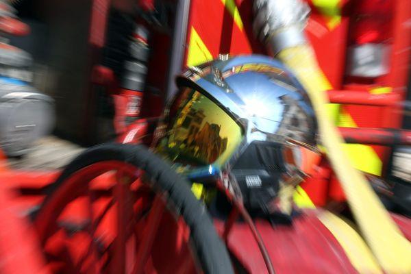 Image d'illustration de sapeurs-pompiers.