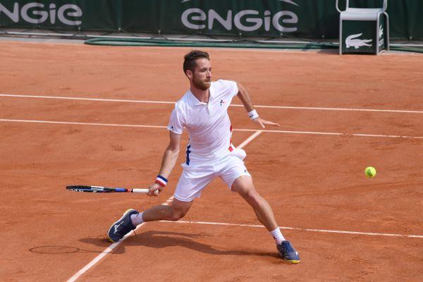 Le Picard, Constant Lestienne (223e au classement ATP) s'est imposé en deux sets face à l'Australien, Andrew Harris (213e), le mardi 22 septembre lors du premier tour des qualifications de Roland Garros.