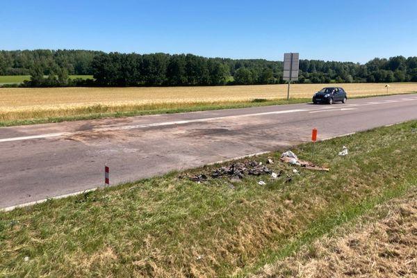 Aube : 3 morts dont 2 enfants dans un accident de la route