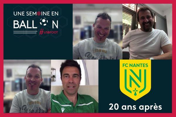 Dans Une Semaine en Ballon, Anthony Brulez et ses 2 invités Nestor Fabbri et Yves Deroff, évoque leurs souvenirs du sacre de champion de France en 2001.