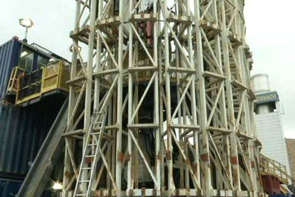 Rénovation du puits de Chevilly-Larue